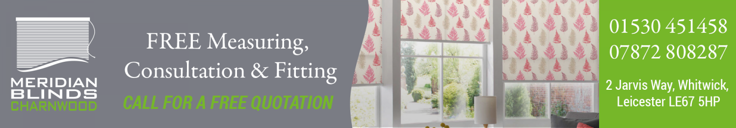 Meridian Blinds Charnwood
