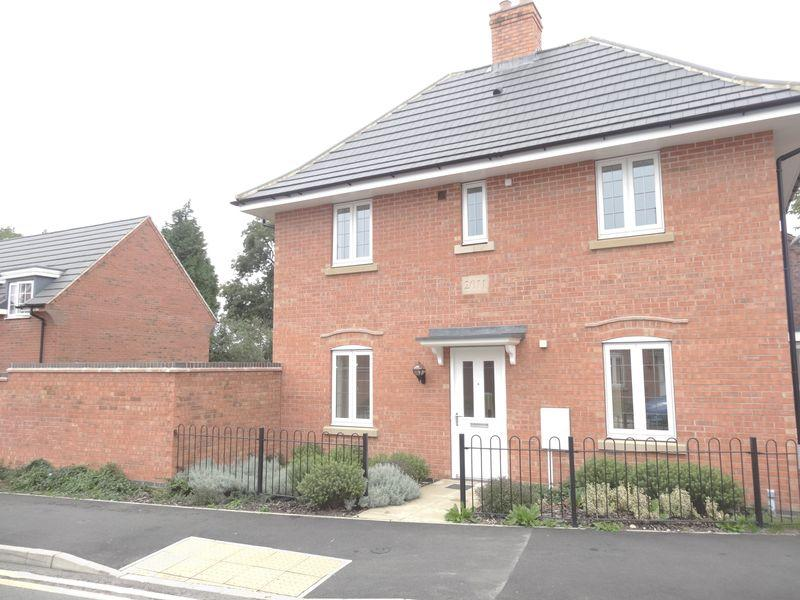 4 bedroom detached house to rent – Discovery Close, Coalville