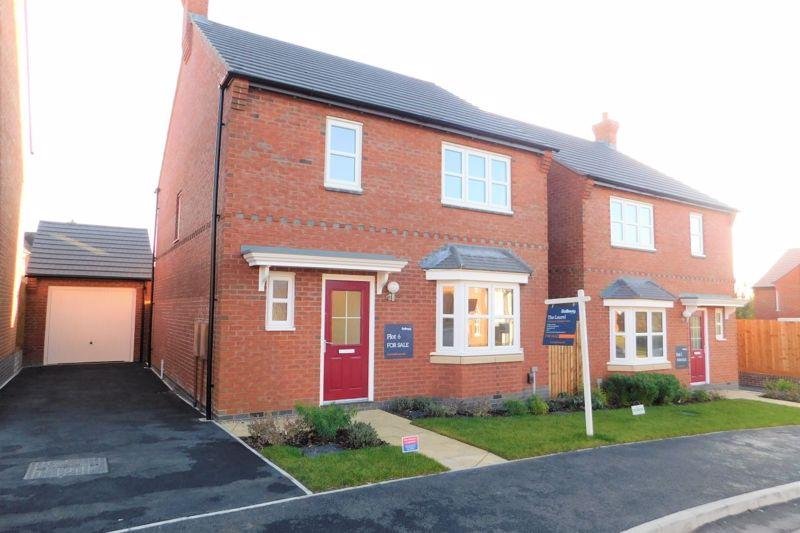 4 bedroom detached house for sale – Swepstone Road, Heather